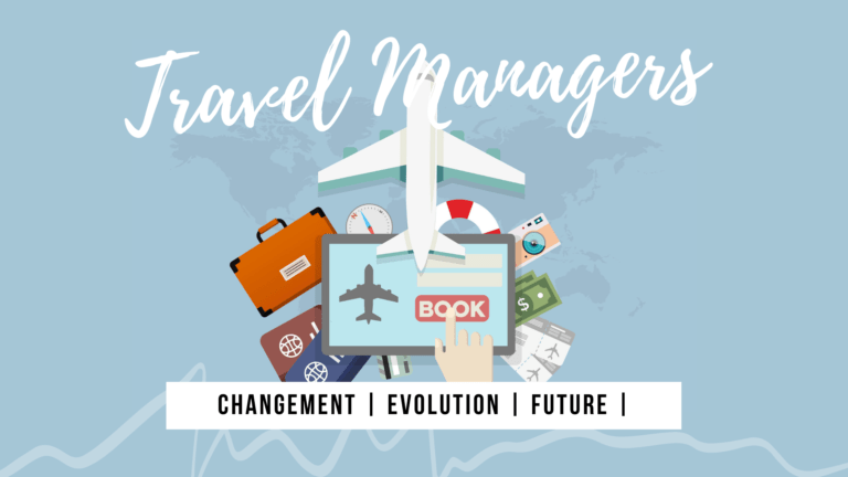 Changement du metier de travel managers