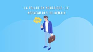 Pollution numérique Co2 Téléphone