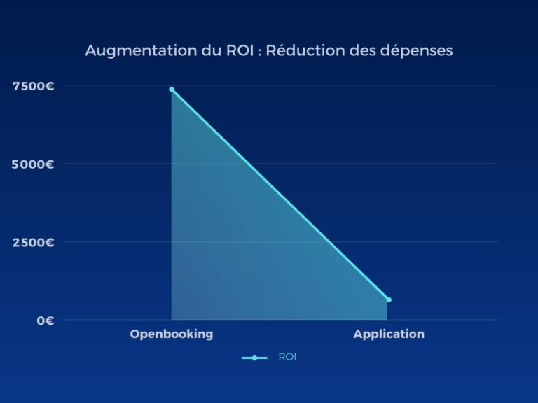 Déplacement pro Augmenter ROI
