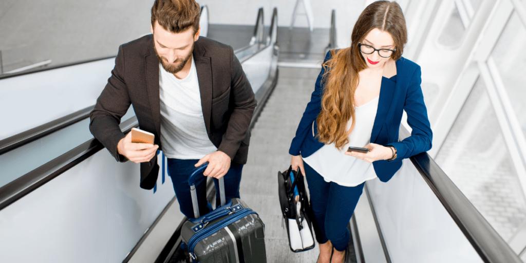 Business travel gradual comeback Ayruu